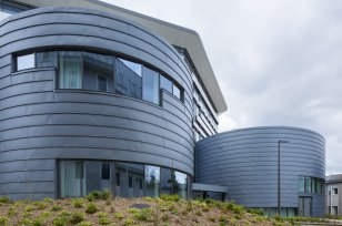 Bournemouth University - Fusion Building (UK)